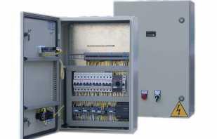 Quelles sont les armoires pour contrôler la ventilation, aperçu du modèle