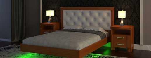 Comment faire un lit qui monte en flèche de vos propres mains, étapes du travail