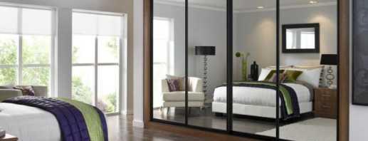Aperçu des armoires encastrées pour la chambre avec photo, leurs avantages et inconvénients