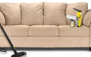 Comment sécher en toute sécurité des meubles rembourrés
