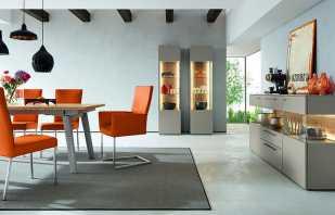 Caractéristiques traditionnelles des meubles allemands, modèles populaires