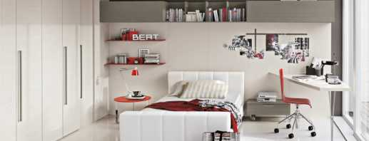 Options de meubles blancs et conseils d'utilisation à l'intérieur
