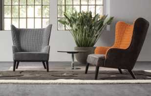 Les nuances du choix des chaises dans le salon, les décisions de style populaire