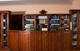 Aperçu du mobilier de bibliothèque, exigences de conception de base