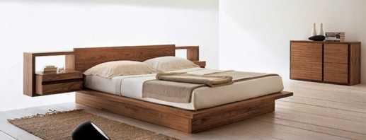 Avantages et inconvénients des lits doubles modernes, principales caractéristiques