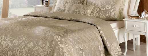 Options modernes de couvre-lits dans la chambre, conseils de conception