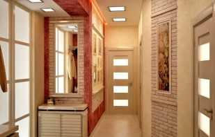 Quelles sont les options pour les meubles dans un couloir étroit
