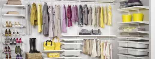 Comment choisir un système d'armoire, que rechercher