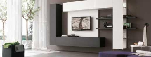 Caractéristiques des meubles de haute technologie, créant un intérieur moderne