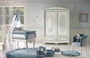 Aperçu des meubles pour nouveau-nés, nuances importantes, conseils de sélection