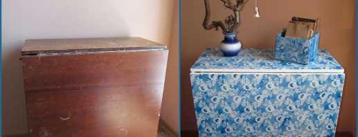Options de coloration de meubles de bricolage, conseils de designers