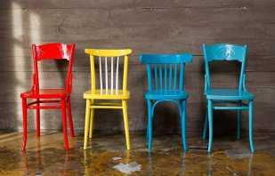 Les avantages de la restauration de chaises, des moyens simples et abordables