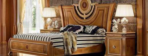 Caractéristiques des lits italiens - le standard d'une qualité irréprochable