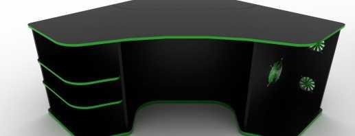 Caractéristiques distinctives de la table du joueur, exigences en matière de mobilier