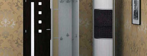 Que sont les armoires à une porte pour les vêtements, conseils de sélection