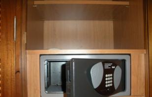 Aperçu des coffres-forts de meubles, des caractéristiques de conception et des options d'installation
