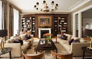 Comment organiser les meubles dans le salon, des conseils d'experts