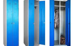 Que sont les armoires métalliques pour vêtements, un aperçu des modèles