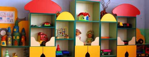Quelles sont les options pour les meubles en maternelle