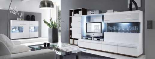 Vue d'ensemble du mobilier moderne, des dernières créations, des idées de design