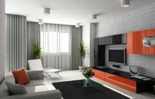 Caractéristiques du style moderne des meubles dans le hall, ainsi que des photos de modèles populaires