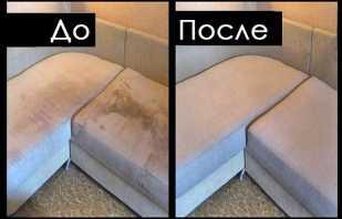 Options pour nettoyer les meubles de différents matériaux