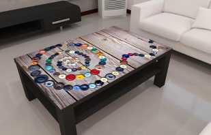 Des façons originales de décorer votre propre table, des master classes