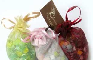 Quels sont les parfums dans les armoires à linge, conseils pour choisir