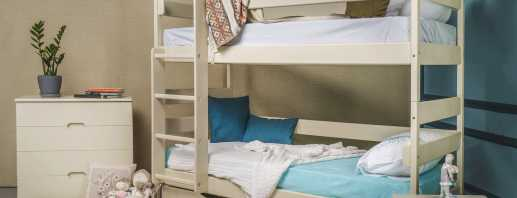 Quel lit est préférable de choisir pour deux enfants, des modèles populaires