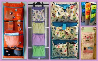 Options de poches pour les casiers à la maternelle et comment choisir