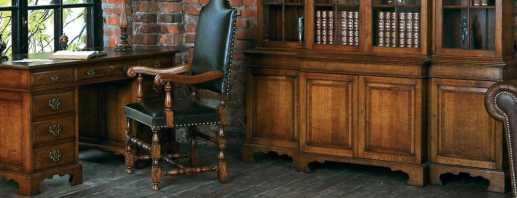 Caractéristiques des meubles en anglais, un examen des modèles