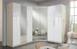 Quelles sont les grandes armoires d'angle, un aperçu des modèles