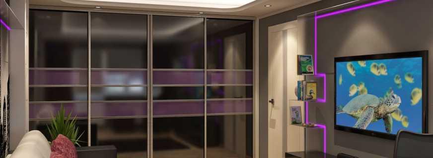Règles pour choisir une armoire pour le hall, caractéristiques des modèles