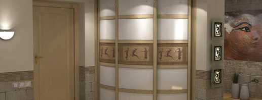Variantes d'armoires à rayons pour le couloir et critères de sélection