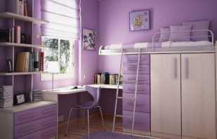 Options de lit mezzanine populaires pour les filles, bonnes idées