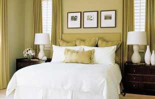 Options pour un lit magnifiquement fait, des moyens simples et des recommandations