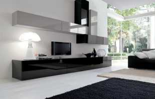 Comment choisir un meuble TV moderne, un aperçu des modèles