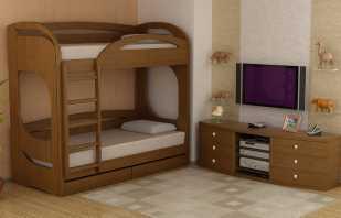 Variétés et avantages des lits superposés en bois massif