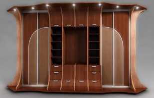 Paramètres principaux des meubles en aggloméré, options possibles et critères de sélection