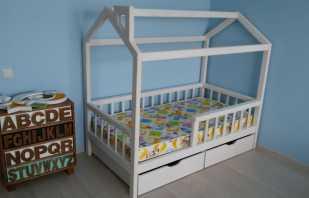 Une méthode pour fabriquer le lit d'une maison de ses propres mains, les nuances du travail
