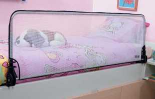 Options de parois latérales pour lits de chutes, les nuances de choix et d'installation