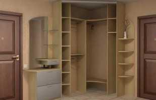 Comment assembler une armoire d'angle, des conseils d'experts