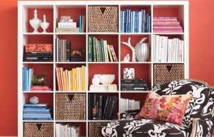 Aperçu des modèles d'armoires pour livres et étagères, et leurs caractéristiques