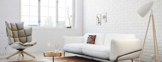 La pertinence d'un canapé blanc dans différents styles d'intérieur