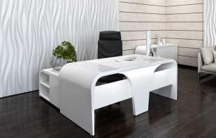 Règles de choix des meubles pour le bureau du chef