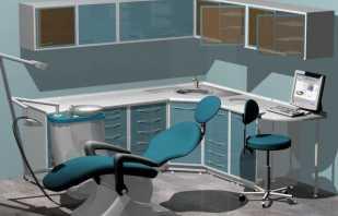Caractéristiques du mobilier dentaire, critères de sélection