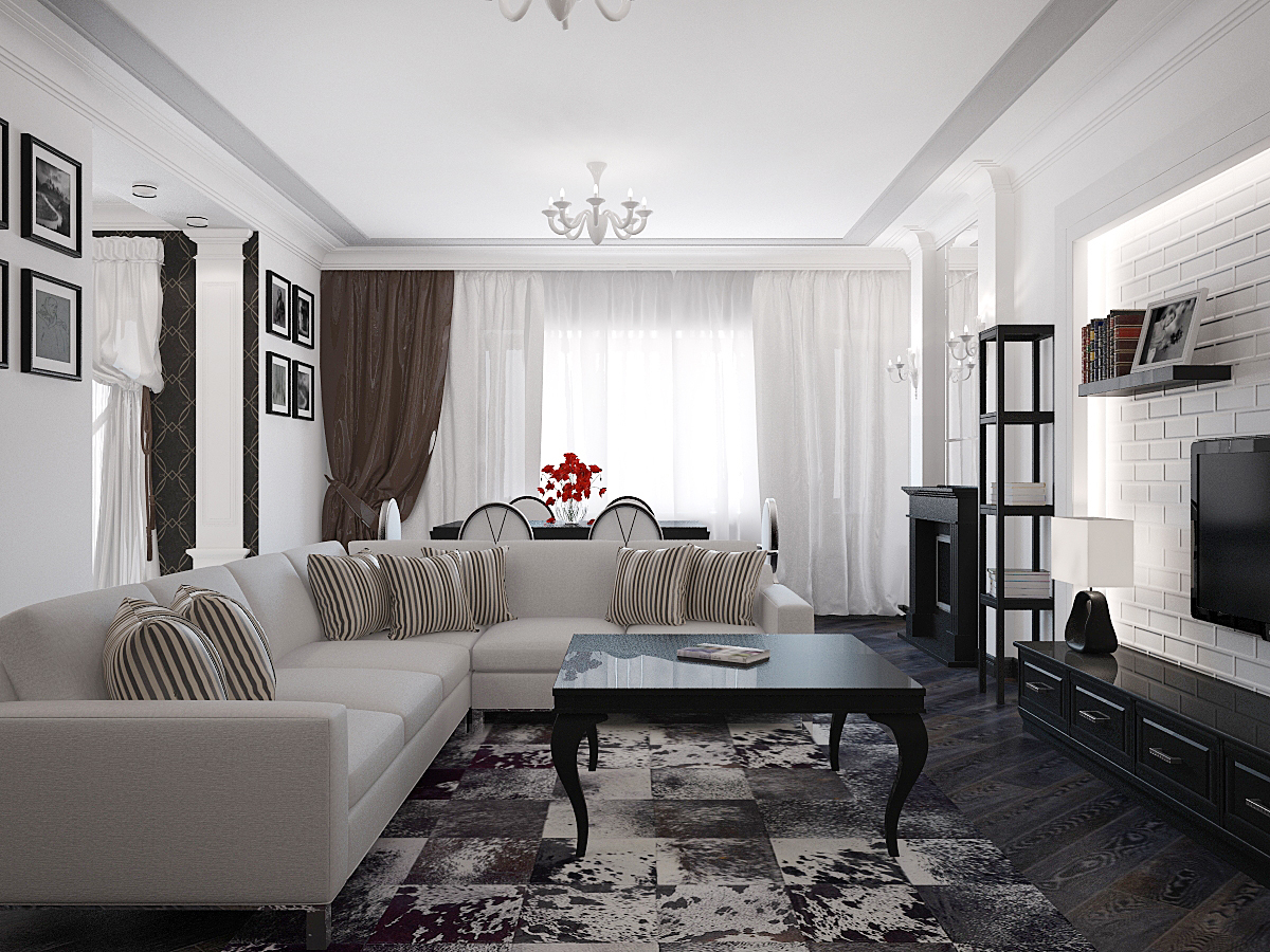Comment organiser les meubles dans le salon