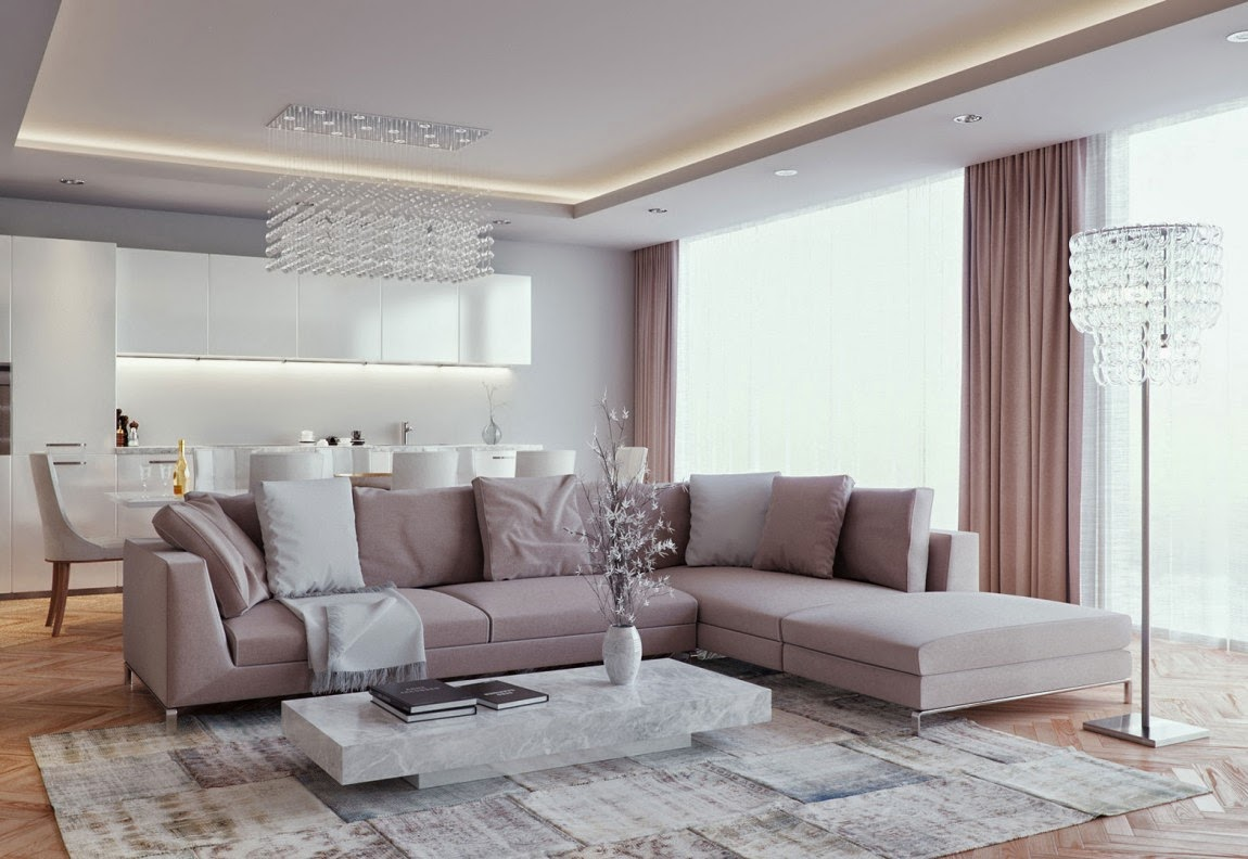Comment placer des meubles dans le salon