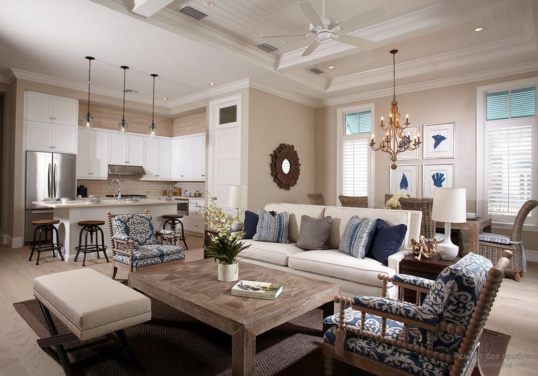 Règles pour placer des meubles dans le salon