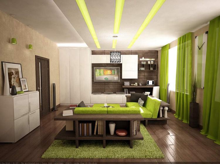 Placer correctement les meubles dans le salon